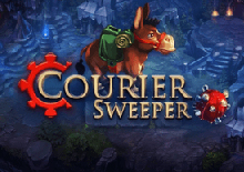 Courier-Sweeper